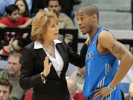 Get to Know: Nancy Lieberman