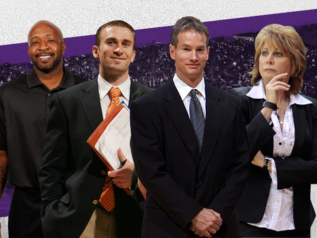 Kings Announce Coaching Staff