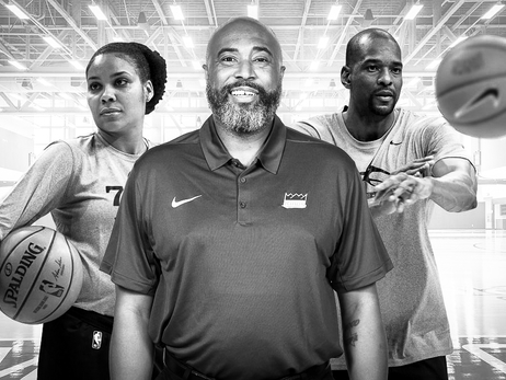 Kings Add Stacey Augmon, Lindsey Harding and Rico Hines to Coaching Staff