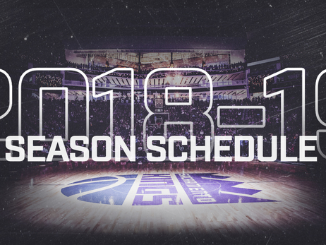 Kings to Open 2018-19 Season at Golden 1 Center Against Utah Jazz on Oct. 17