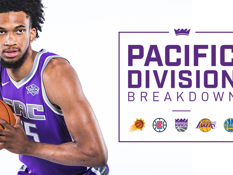 Schedule Breakdown: Pacific Division