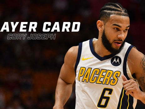 Player Card: Cory Joseph