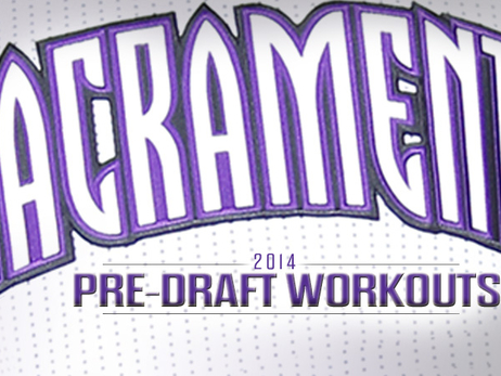 Prospects Announced for Kings Pre-Draft Workouts