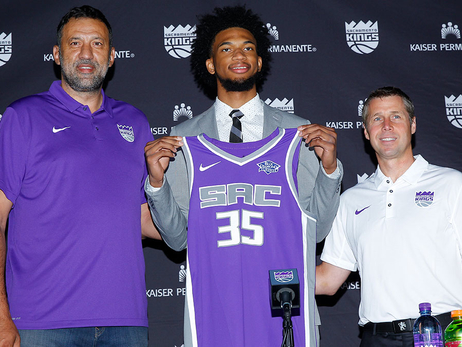 Marvin Bagley III Introductory Press Conference