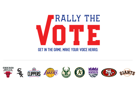 Kings Lead First Nonpartisan Team-Driven Effort with NBA, NFL and MLB Franchises to Register Fans to Vote Ahead of Midterm Elections