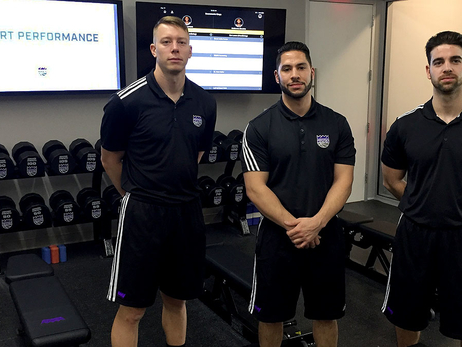 Kings Strength and Conditioning Staff Push Technological Boundaries