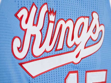 Gallery: Kings Retro Baby Blue Jersey