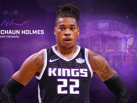 Get to Know: Richaun Holmes
