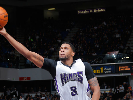 Rudy Gay Injury Update