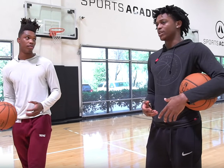 Foxin' Around with De'Aaron Fox