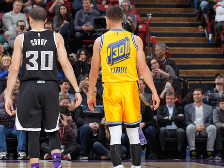 Seth Curry Reflects on Number Choice
