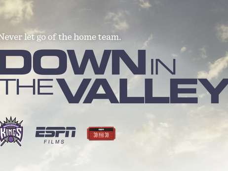 """Sacramento Premiere Announced for ESPN 30 for 30 Documentary """"Down in the Valley"""""""