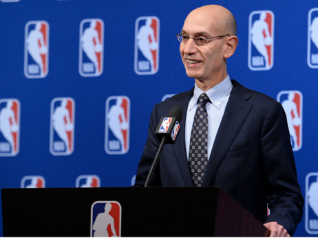 NBA Commissioner Praises California Classic