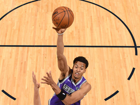 Kings Assign Labissiere to Reno Bighorns, Recall Papagiannis