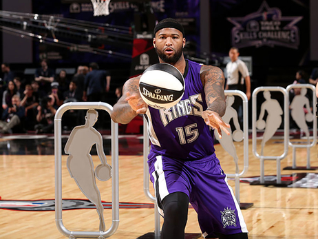 Boogie Reaches Semifinals in Skills Challenge