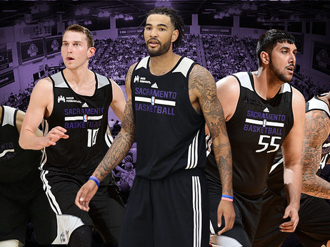Kings Hold Mini-Camp Prior to 2015 NBA Summer League