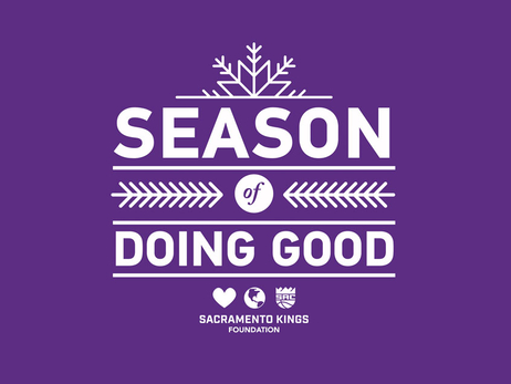 Sacramento Kings Launch 2016-17 Season of Doing Good