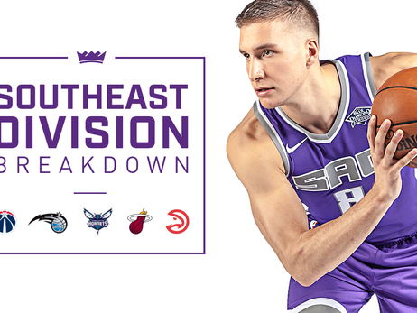 Schedule Breakdown: Southeast Division