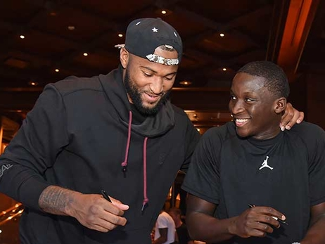 Players Arrive for USABMNT Mini-Camp