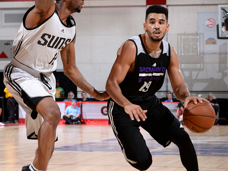 Kings End Summer League on Positive Note