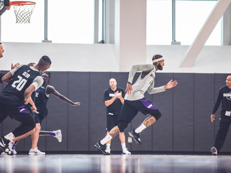 How A Brutal Training Camp Set the Tone for the Kings Season