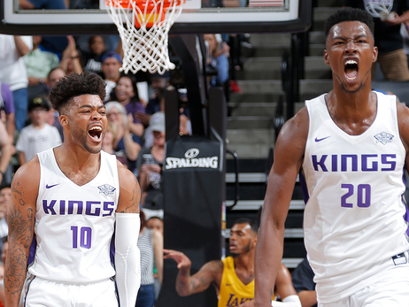 Kings Updated MGM Resorts NBA Summer League Roster