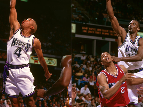 Kings Talk Podcast Episode 18 - Spud Webb & Yogi Stewart