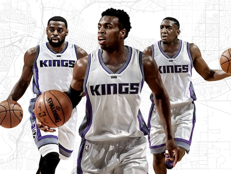 Kings Acquire Hield, Evans, Galloway, and 2017 Draft Selections