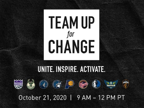 Team Up For Change: Week of Action and Content Series Recap