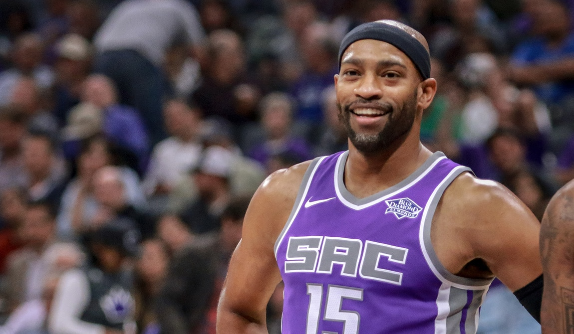 Vince Reflects on First Game in Sacramento