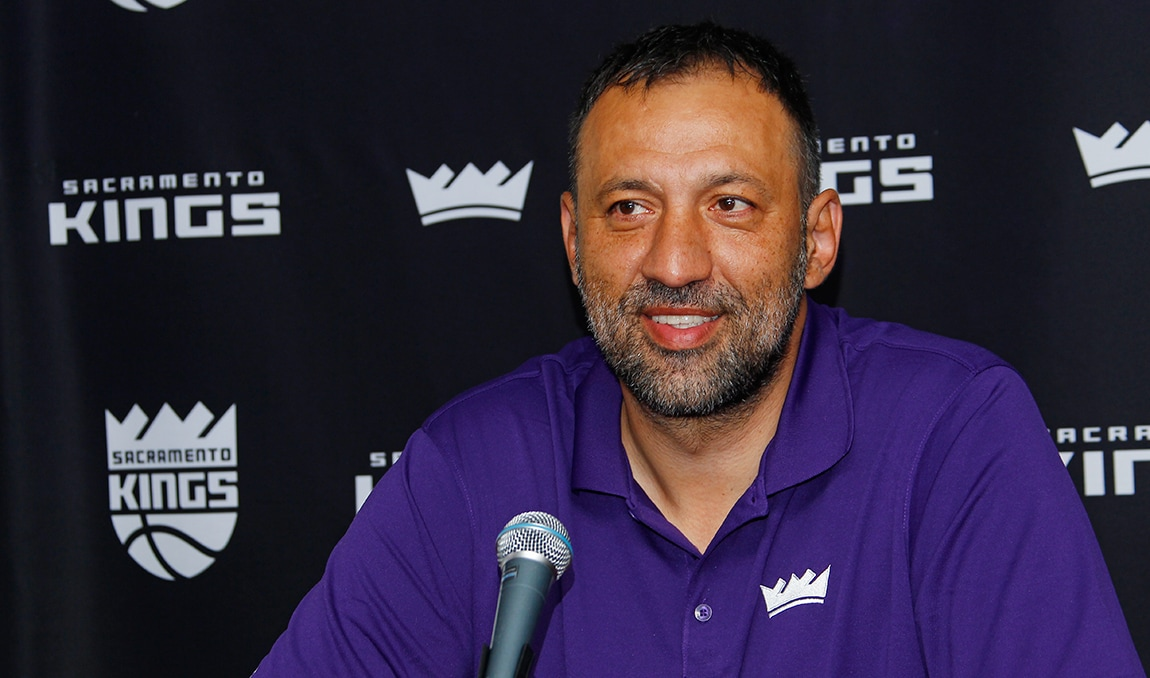 Vlade Discusses Front Office Additions | Sacramento Kings