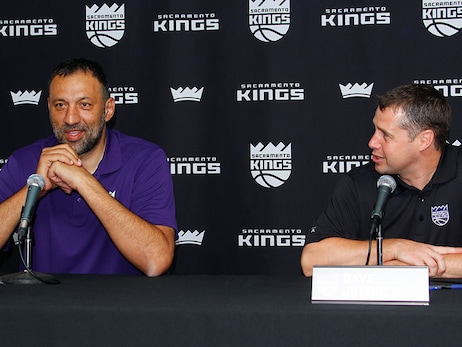 Coach Joerger and Vlade Share Excitement For Future