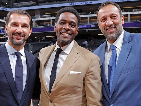 Kings Legends Reflect on Divac's Hall of Fame Career
