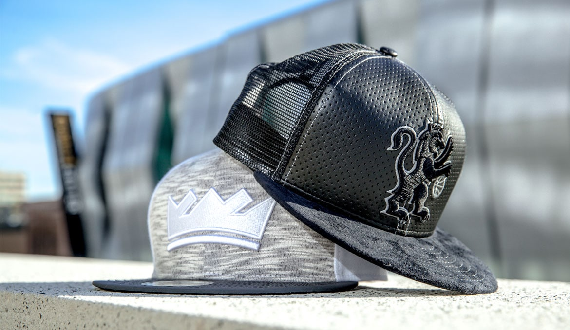 b538cf3683c Kings Center Willie Cauley-Stein Creates New Pieces for Limited Edition Hat  Collection