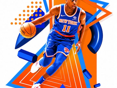2019-20 Knicks Phone Wallpapers