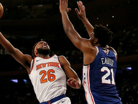 Matchup Preview: New York Knicks vs. Philadelphia 76ers | November 29, 2019