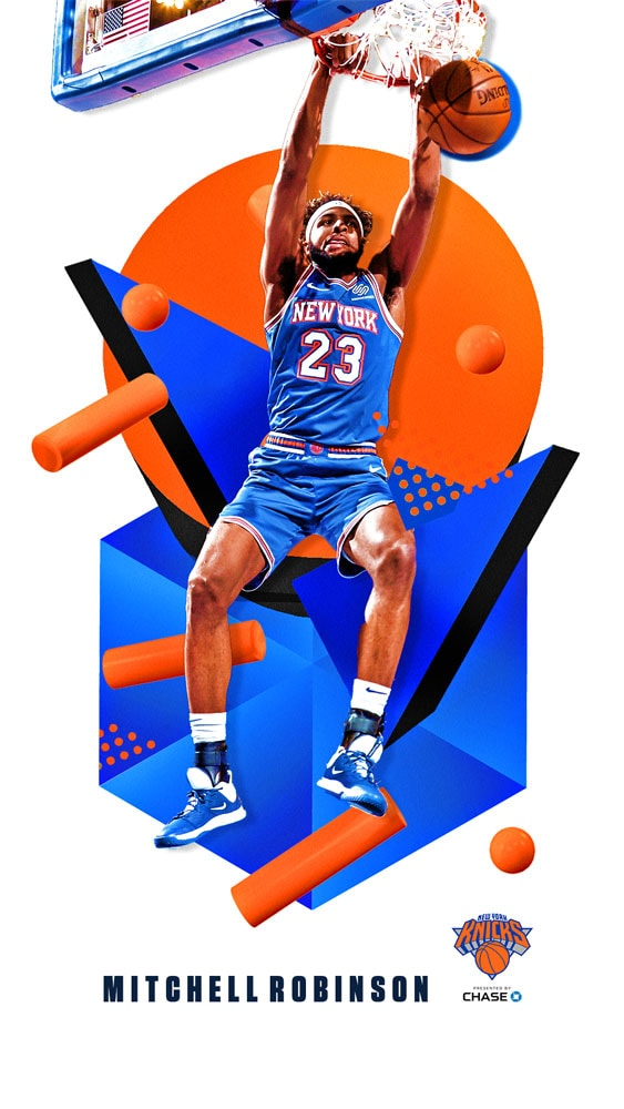 2019-20 Knicks Phone Wallpapers   New