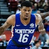 Knicks Sign Hinton, King, Peters and Wooten