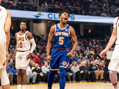 Knicks on the Court: February 3 @ Cavaliers