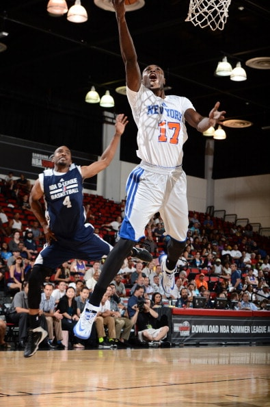 Summer League Lookback: Cleanthony Early | New York Knicks
