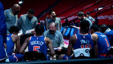 Knicks on the Court: February 28 @ Pistons