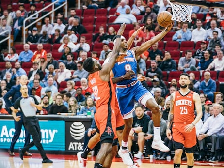 Knicks on the Court: February 24 @ Rockets