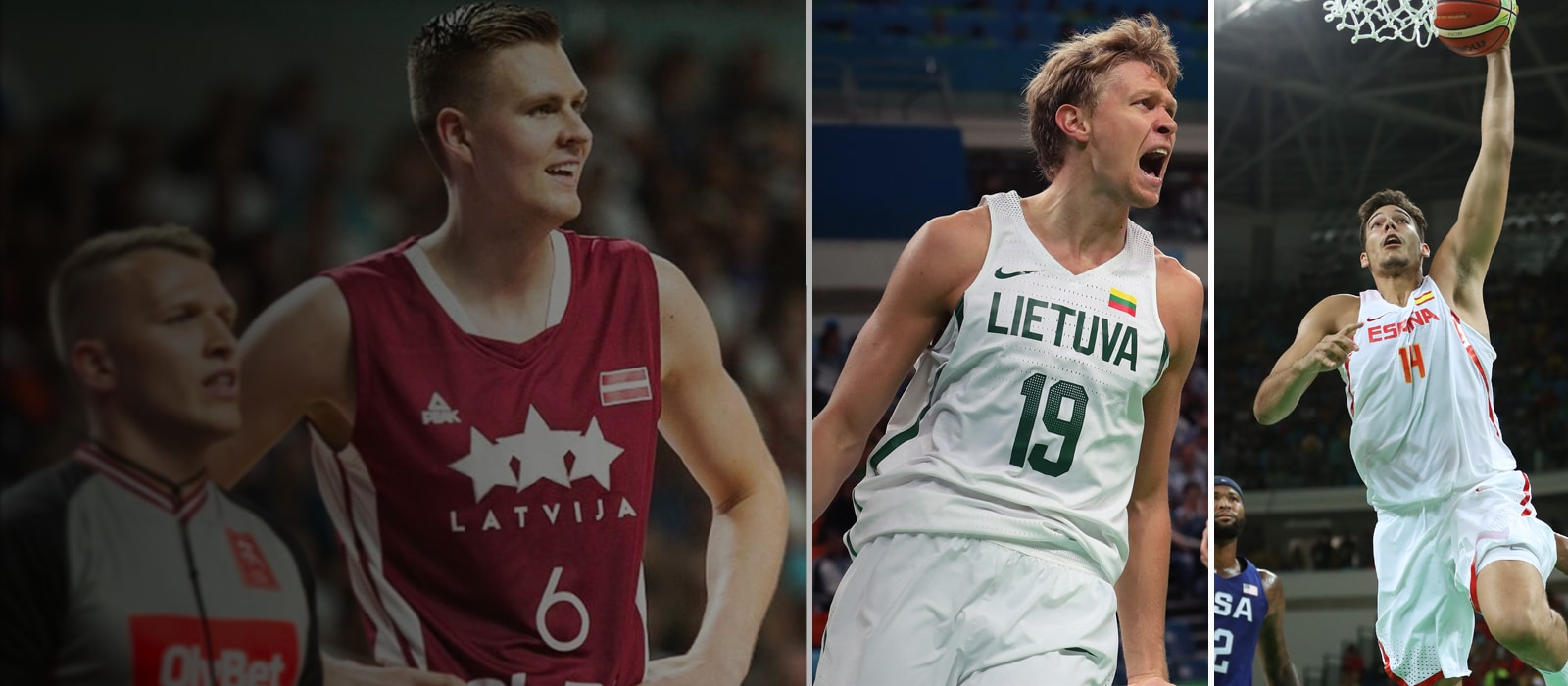 Preview: KP Willy and Kuz Set for Action at EuroBasket 2017