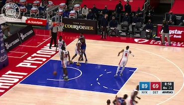 Highlights: Julius Randle (25 Points) | Knicks @ Pistons