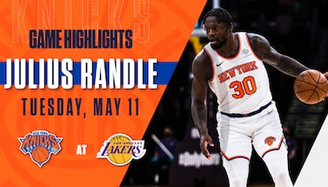 Highlights: Julius Randle (31 Points) | Knicks @ Lakers