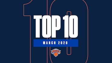 Knicks Top 10 Plays | March 2020
