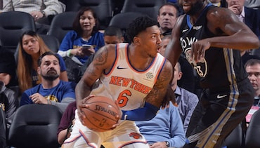 Highlights: Elfrid Payton (14 Pts / 5 Ast) | Knicks @ Warriors
