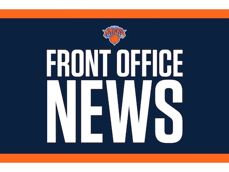 New York Knicks Announce Front Office Hirings