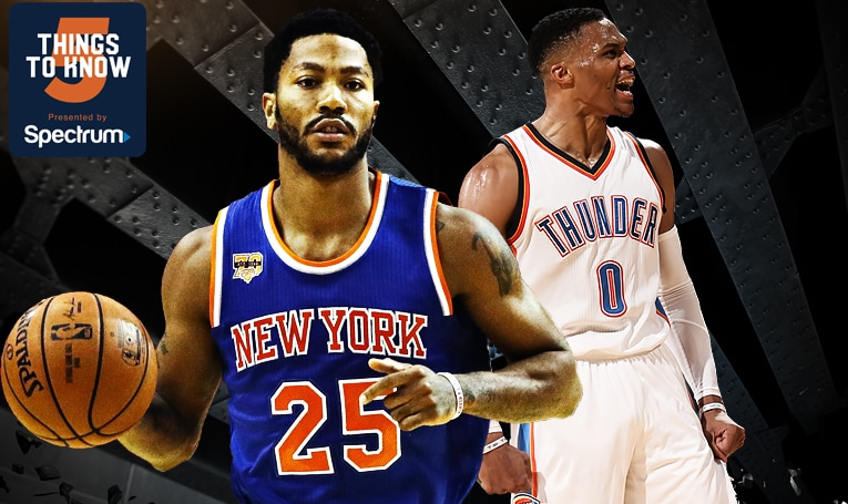 5 Things to Know: Knicks and Thunder Square Off in Final ...