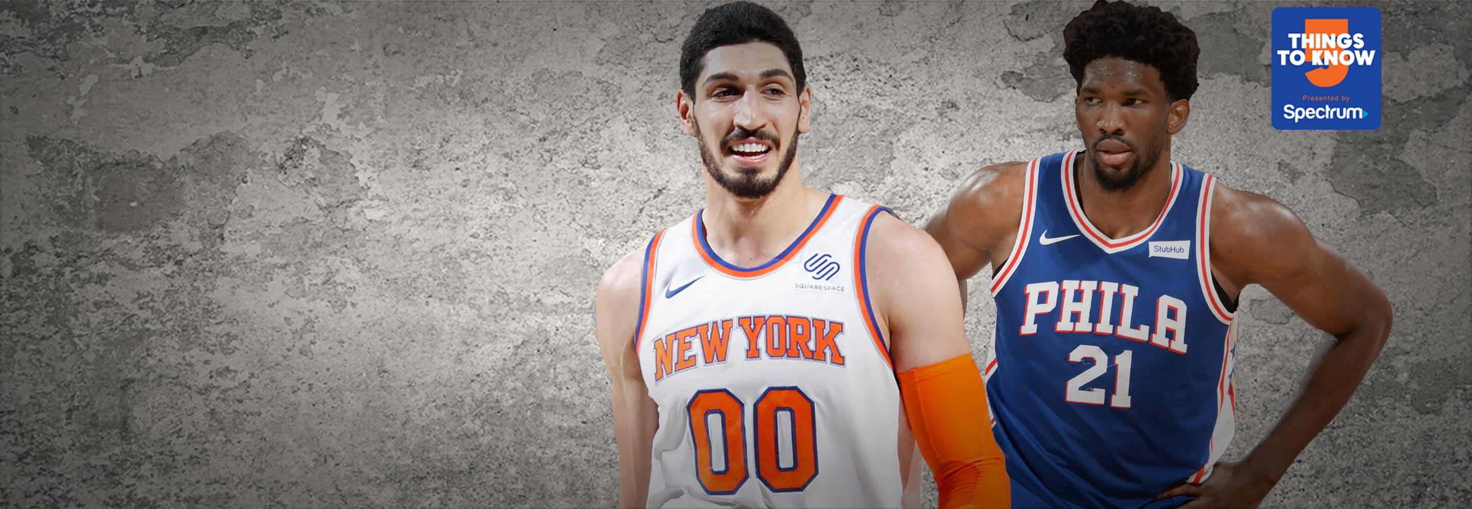 Knicks Square Off vs. 76ers in Final Meeting of the Season